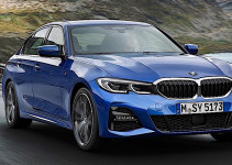 2020 BMW 3 series Redesign