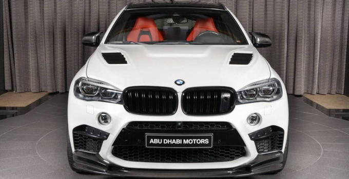 2020 bmw x6m Redesign