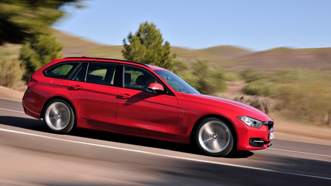 2021 BMW 3 Series Wagon Automatic Changes