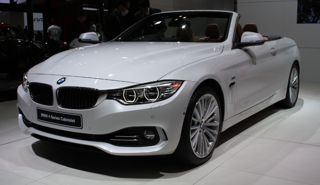 2021 BMW 4 Series Sedan Rumors