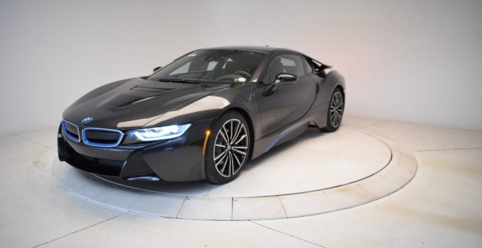 2021 BMW i8 Coupe Redesign