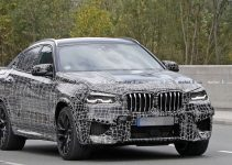 2021 Bmw X6 M Package