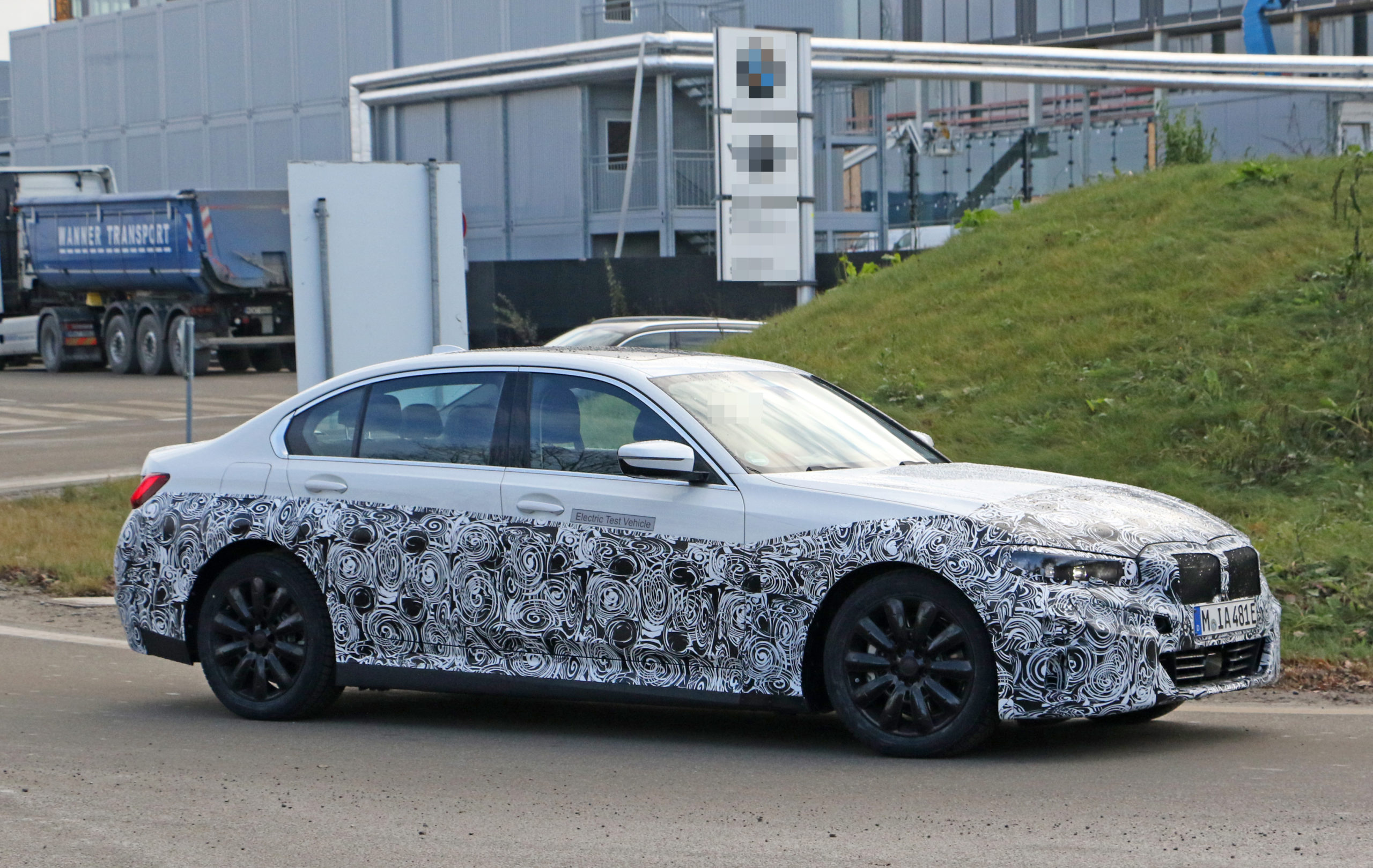 2022 Bmw 3 Series Electric