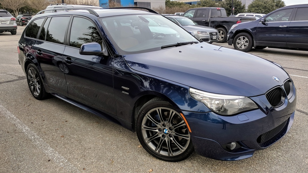 2010 MANUAL 6MT 535xi TOURING With M Sport Package and