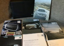 2010 BMW 750 Owners Manual
