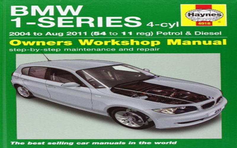 2011 BMW 128i Owners Manual Owners Manual