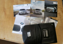 2011 BMW 3281 Owners Manual