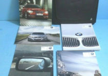 2011 BMW 335i Convertible Owners Manual
