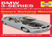 2011 BMW Owners Manual