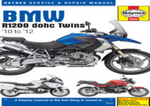 2012 BMW R1200r Owners Manual