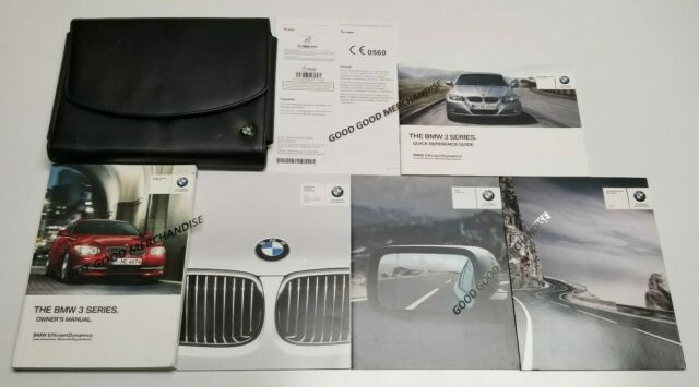 2013 BMW 3 SERIES CONVERTIBLE OWNERS MANUAL GUIDE 328i