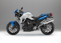 2013 BMW F 800 R Owners Manual