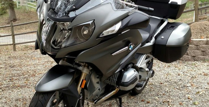 2014 BMW R1200rt Owners Manual