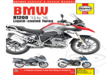 2016 BMW R1200gs Owners Manual