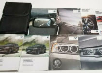 2017 BMW X5 M Owners Manual