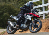 2018 BMW G310gs Owners Manual