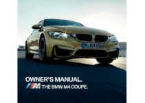 2019 BMW Owners Manual