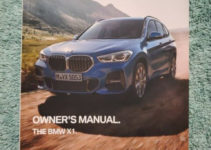 2020 BMW X1 Owners Manual