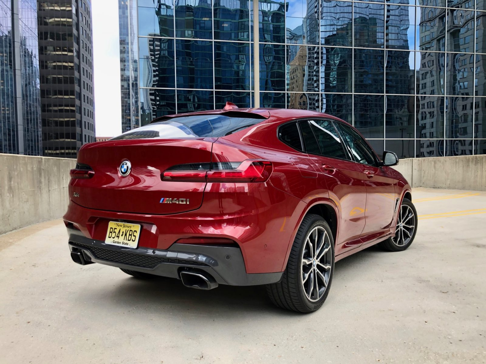 Review 2019 BMW X4 M40i The Second Time s The Charm