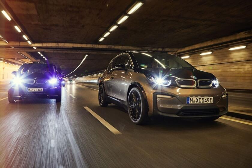 The New BMW I3 120ah Rivervale Leasing